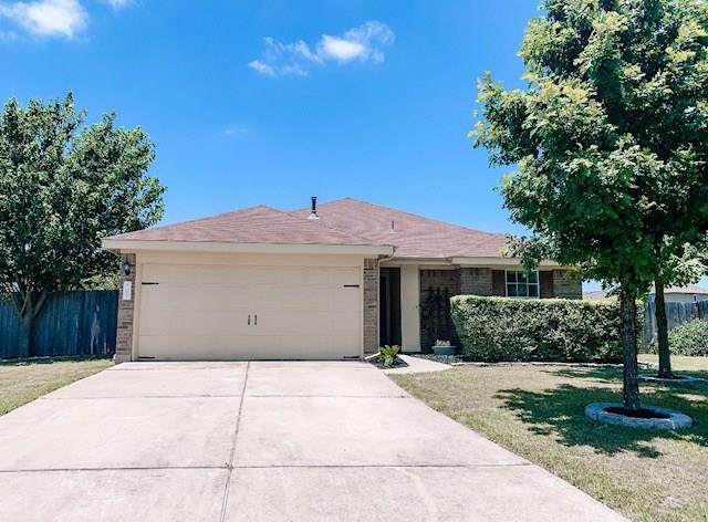 307 Forsyth Ct, Hutto, TX 78634 (#5929455) :: Zina & Co. Real Estate