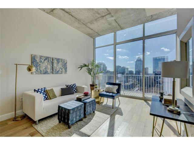 360 Nueces #1611, Austin, TX 78701 (#5940672) :: Papasan Real Estate Team @ Keller Williams Realty
