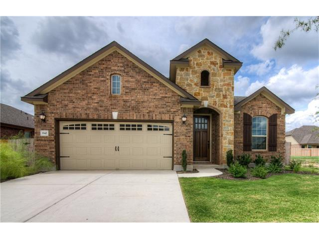 842 Kenney Fort Xing, Round Rock, TX 78665 (#5958558) :: NewHomePrograms.com LLC