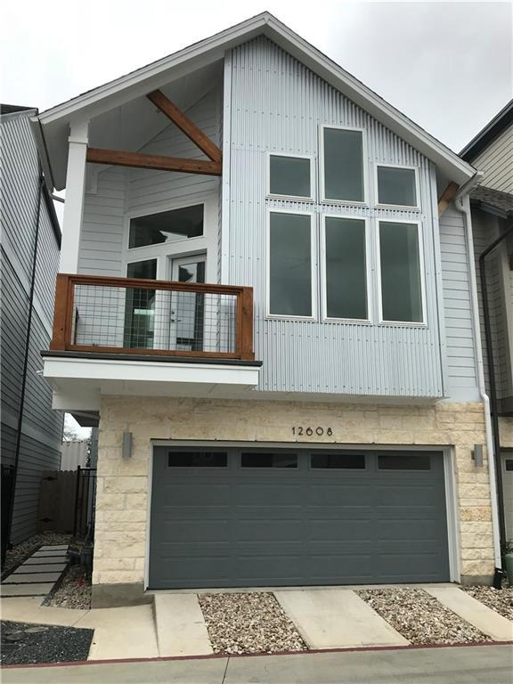 12608 Red Sparrow St #16, Austin, TX 78729 (#5973148) :: Lancashire Group at Keller Williams Realty