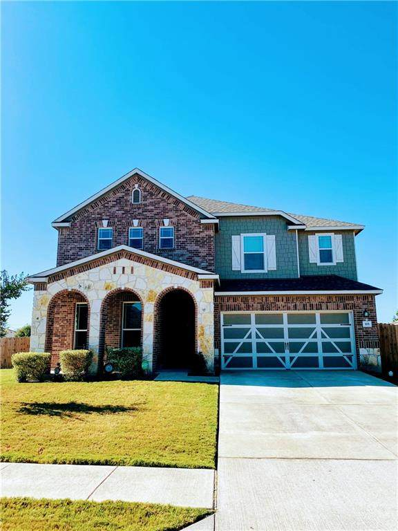 105 Carrington St, Hutto, TX 78634 (#5979140) :: The Summers Group