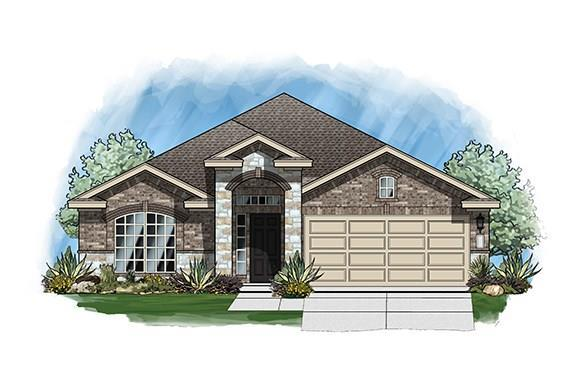 733 Coltrane Dr, Pflugerville, TX 78660 (#5980987) :: The ZinaSells Group