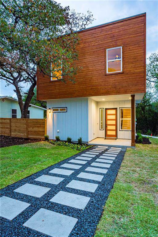 1701 Hillcrest Ln A, Austin, TX 78721 (#5981120) :: The Perry Henderson Group at Berkshire Hathaway Texas Realty