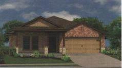 813 Ibis Falls Loop, Jarrell, TX 76537 (#6007840) :: Service First Real Estate