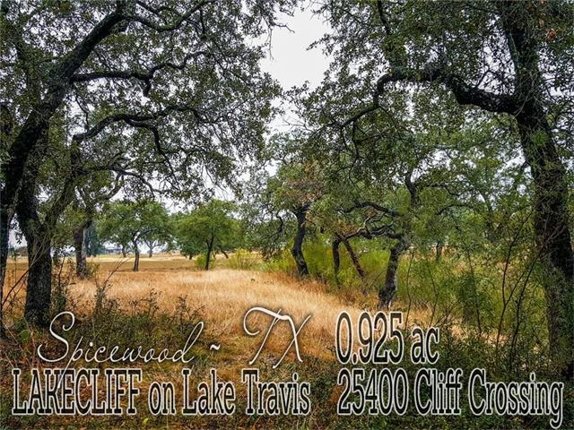25400 Cliff Xing, Spicewood, TX 78669 (#6010865) :: The ZinaSells Group