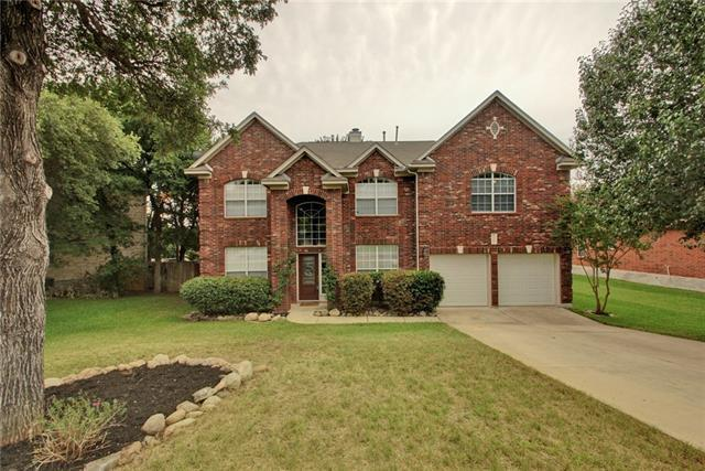 3806 Galena Hills Loop, Round Rock, TX 78681 (#6018814) :: The ZinaSells Group