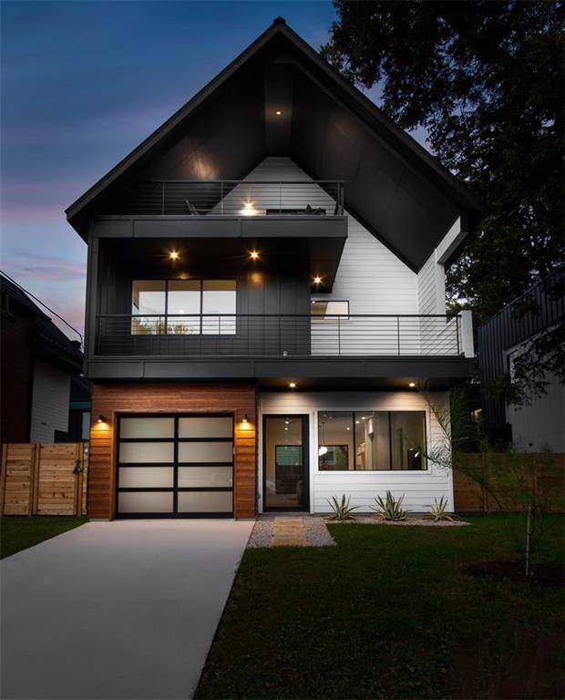 1410 E 3rd St A, Austin, TX 78702 (#6039953) :: Realty Executives - Town & Country