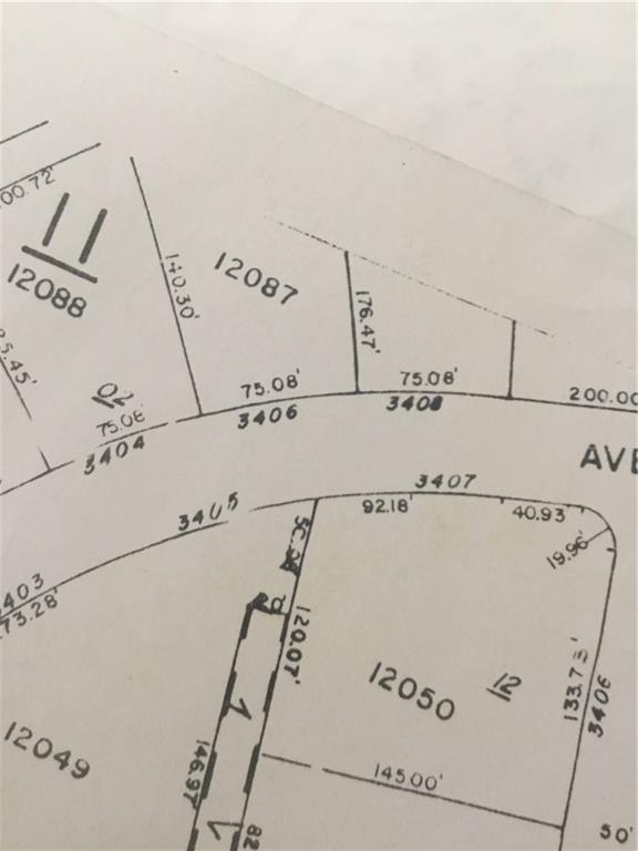 Lot 12087 Hamilton Ave, Lago Vista, TX 78645 (#6058510) :: The Heyl Group at Keller Williams