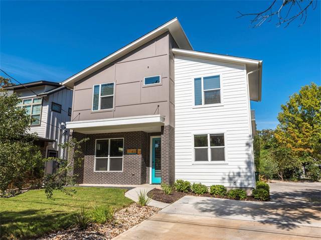 402 Irma Dr A, Austin, TX 78752 (#6062487) :: Papasan Real Estate Team @ Keller Williams Realty