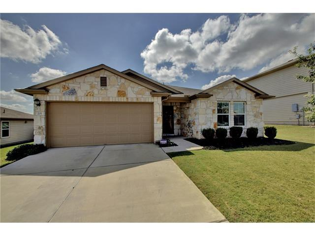 201 Frio River Trl, Hutto, TX 78634 (#6066794) :: Austin International Group LLC