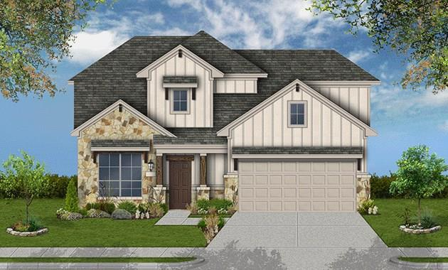 137 Finley St, Hutto, TX 78634 (#6103347) :: Amanda Ponce Real Estate Team