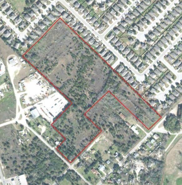 17.753 Acres Live Oak St, Kyle, TX 78640 (MLS #6128426) :: Bray Real Estate Group