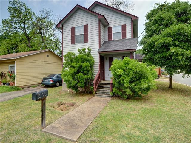 2214 Santa Rita St, Austin, TX 78702 (#6143400) :: Watters International