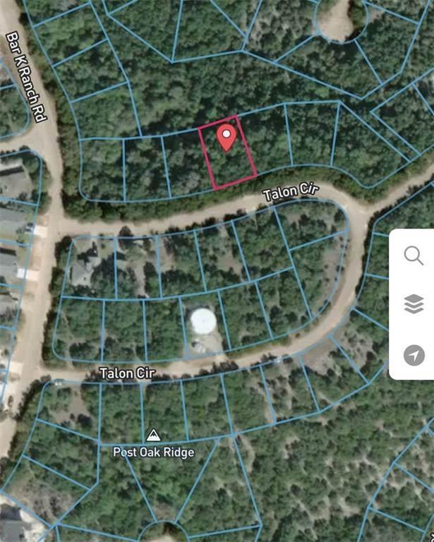 8529 Talon Cir, Lago Vista, TX 78645 (#6167971) :: Papasan Real Estate Team @ Keller Williams Realty