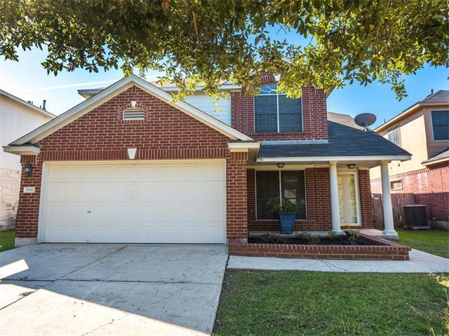 3941 Whitey Ford Way, Round Rock, TX 78665 (#6184263) :: Papasan Real Estate Team @ Keller Williams Realty