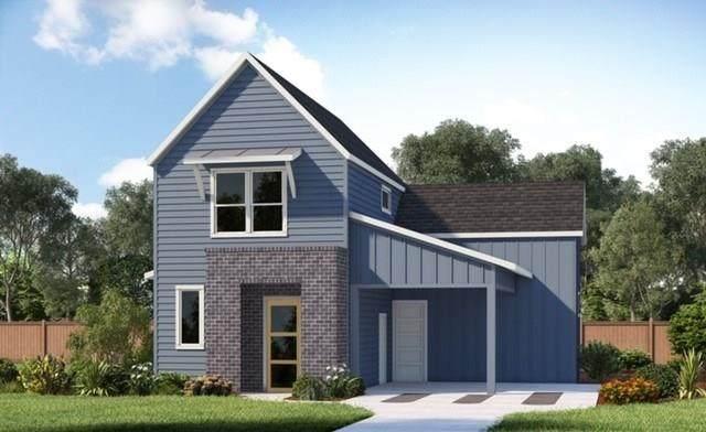 1307 Cedar Ave #1, Austin, TX 78702 (#6223974) :: Papasan Real Estate Team @ Keller Williams Realty