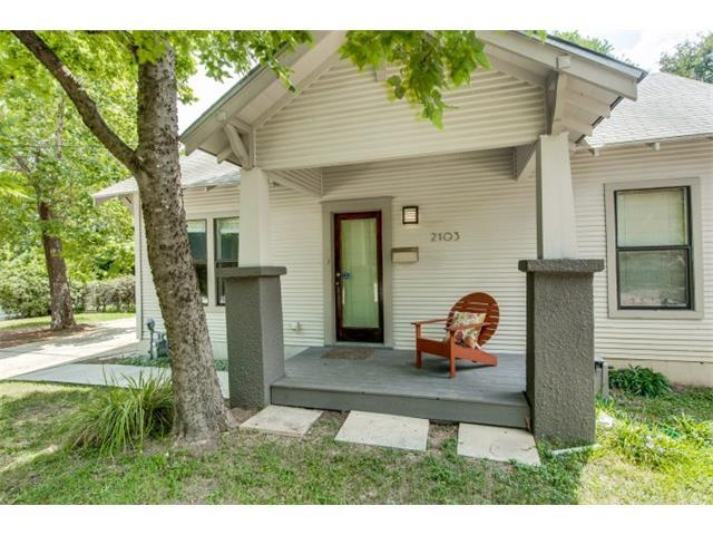 2103 Kinney Ave, Austin, TX 78704 (#6234659) :: Papasan Real Estate Team @ Keller Williams Realty