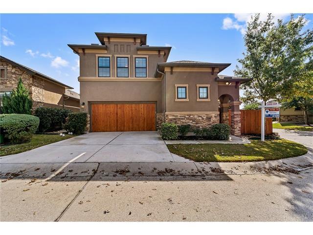 4332 Teravista Club Dr #67, Round Rock, TX 78665 (#6238247) :: Forte Properties