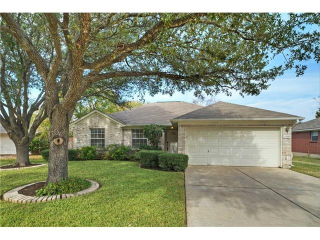 1505 Woodstone N, Cedar Park, TX 78613 (#6252717) :: The Gregory Group