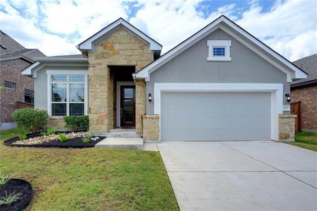 14220 Williamsport St, Austin, TX 78717 (#6283225) :: First Texas Brokerage Company