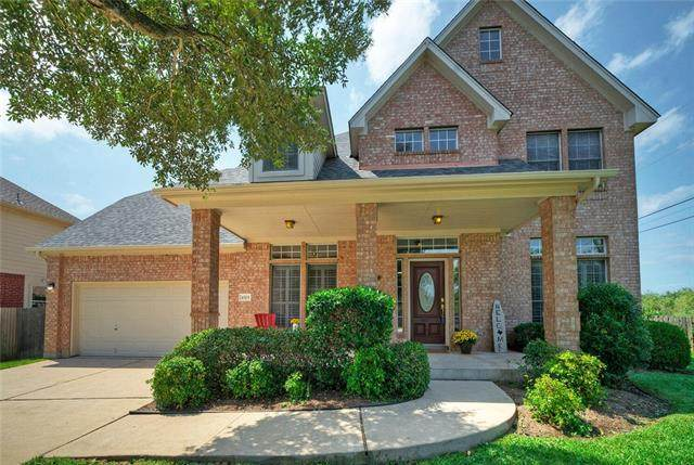 4505 Lost Oasis Holw, Austin, TX 78739 (#6325360) :: First Texas Brokerage Company