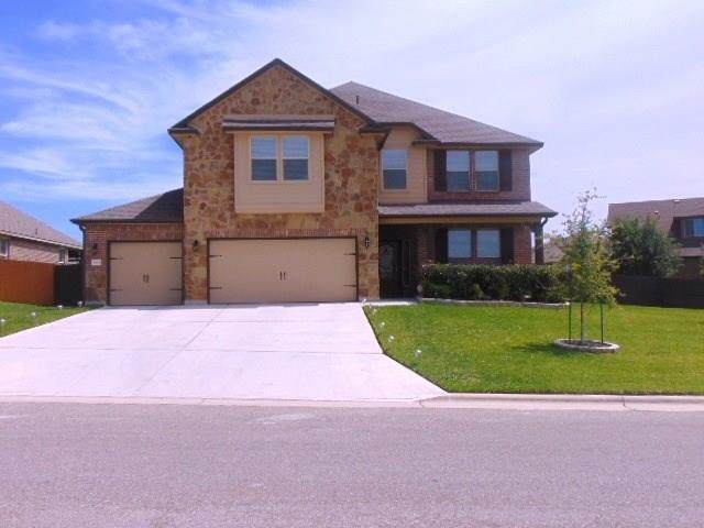 851 Olive Ln, Harker Heights, TX 76548 (#6355544) :: The Heyl Group at Keller Williams