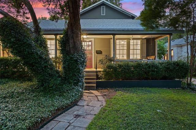 2108 Kenwood Ave, Austin, TX 78704 (#6358605) :: Lauren McCoy with David Brodsky Properties