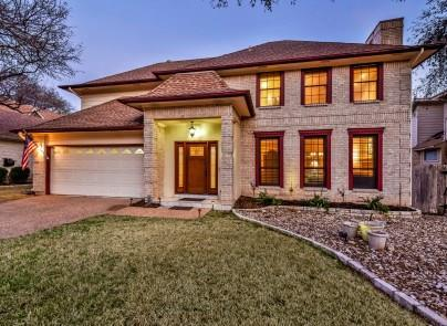 3502 Crowncrest, Austin, TX 78759 (#6360836) :: Austin Portfolio Real Estate - Keller Williams Luxury Homes - The Bucher Group