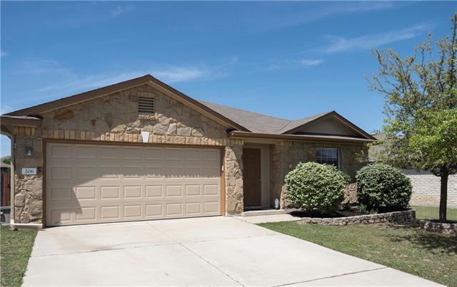 206 Creston St, Hutto, TX 78634 (#6363742) :: Forte Properties