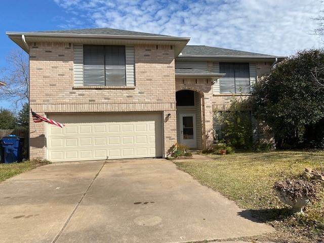 700 Eaglecreek Dr, Leander, TX 78641 (#6386350) :: Realty Executives - Town & Country