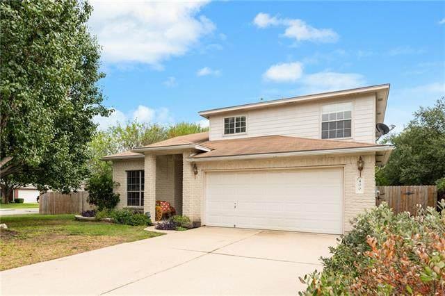 400 Fairfield Loop, Leander, TX 78641 (#6390177) :: 10X Agent Real Estate Team