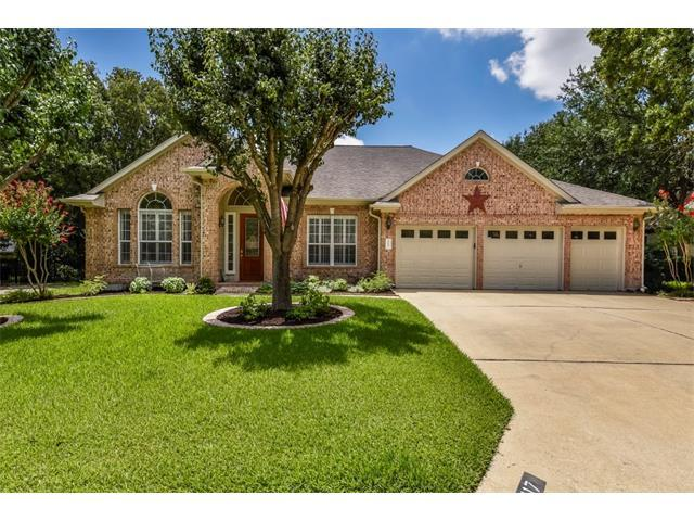 117 Brentwood Dr, Georgetown, TX 78628 (#6400510) :: The Heyl Group at Keller Williams