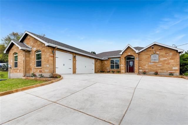 20408 Dawn Dr, Lago Vista, TX 78645 (#6407585) :: The Gregory Group