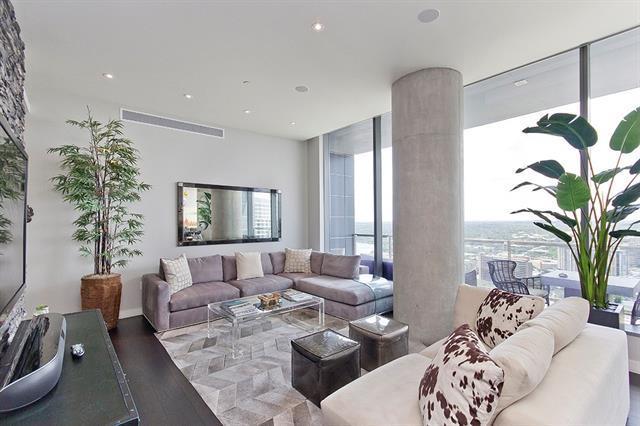 210 Lavaca St #2901, Austin, TX 78701 (#6422563) :: Papasan Real Estate Team @ Keller Williams Realty