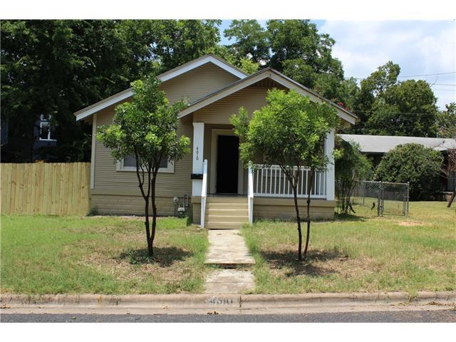 4810 Avenue H Ave, Austin, TX 78751 (#6474515) :: Papasan Real Estate Team @ Keller Williams Realty