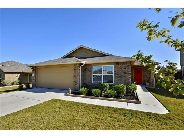 201 Liard River Rd, Hutto, TX 78634 (#6481146) :: RE/MAX Capital City