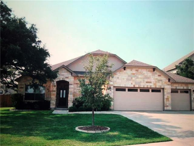 4000 Crest Cv, Round Rock, TX 78681 (#6481461) :: The ZinaSells Group