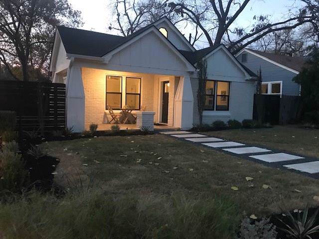 4500 Avenue H, Austin, TX 78751 (#6488660) :: Papasan Real Estate Team @ Keller Williams Realty