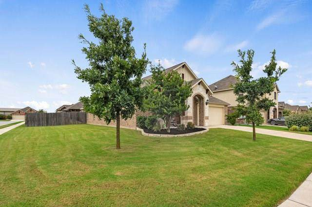1000 Farm House Cv, Hutto, TX 78634 (#6496425) :: The Perry Henderson Group at Berkshire Hathaway Texas Realty