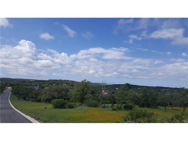 Lot 41118 Hi Ridge Rd, Horseshoe Bay, TX 78657 (#6510117) :: Forte Properties