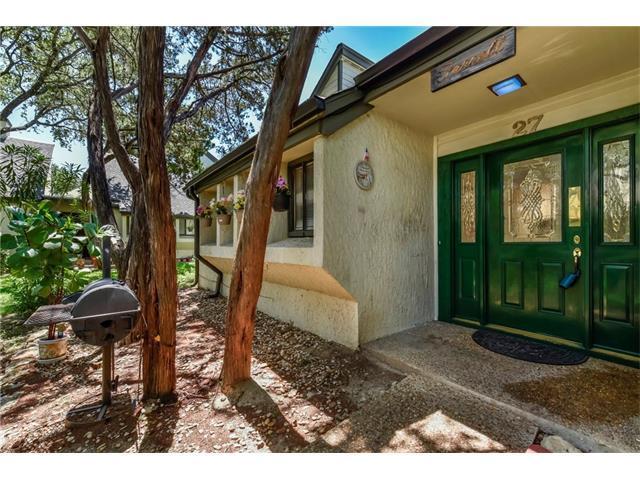 27 Casa Verde, Lakeway, TX 78734 (#6538718) :: TexHomes Realty