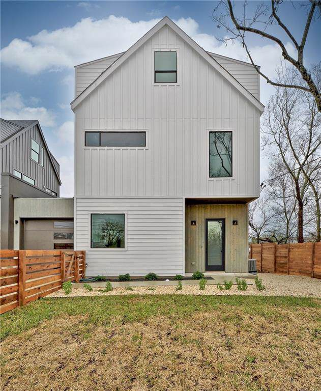 1732 Hillcrest Ln B, Austin, TX 78721 (#6556197) :: The Perry Henderson Group at Berkshire Hathaway Texas Realty
