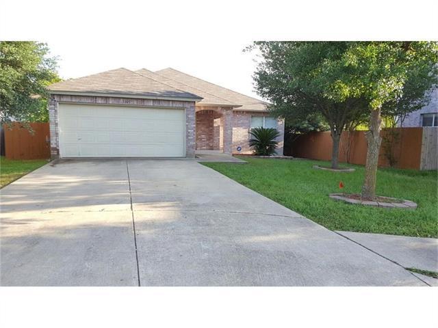 1005 Howell Terrace Pl, Round Rock, TX 78664 (#6593398) :: Papasan Real Estate Team @ Keller Williams Realty