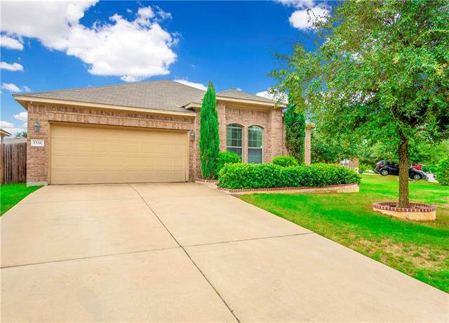 1334 Grande Mesa Dr, Georgetown, TX 78626 (#6607589) :: Green City Realty