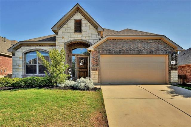 907 Madrone Dr, Georgetown, TX 78628 (#6613198) :: The ZinaSells Group