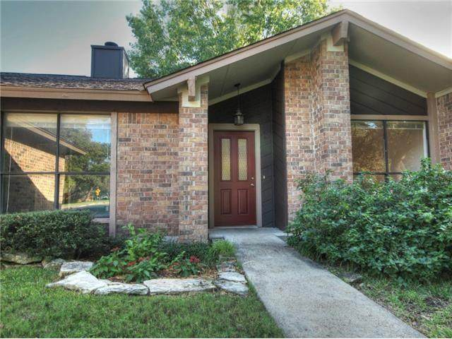 3607 Oak Creek Dr, Austin, TX 78727 (#6642268) :: Papasan Real Estate Team @ Keller Williams Realty