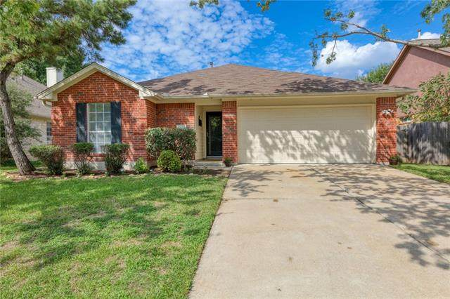 8402 Hillrock Dr, Round Rock, TX 78681 (#6647364) :: RE/MAX Capital City