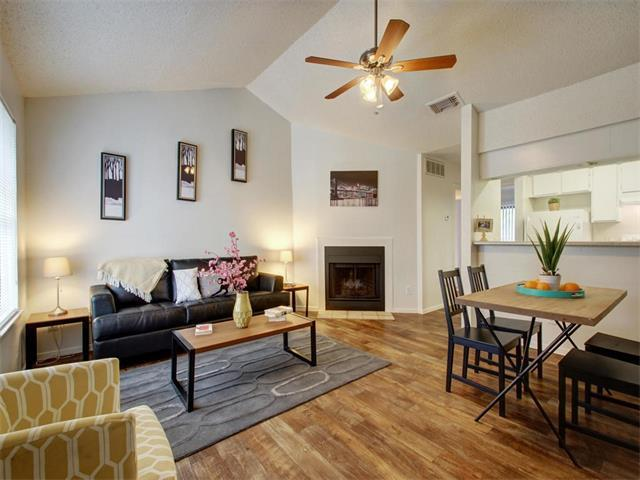 6408 Burns St #202, Austin, TX 78752 (#6661549) :: RE/MAX Capital City
