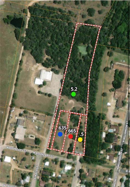 0 W Boundary St, Giddings, TX 78942 (#6672668) :: The Perry Henderson Group at Berkshire Hathaway Texas Realty