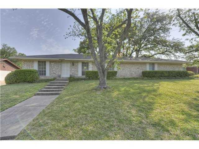 1009 Rebecca Dr, Austin, TX 78758 (#6695931) :: RE/MAX Capital City
